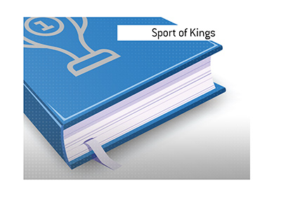 Dictionary entry for the term Sport of Kings.  What is its meaning and history?