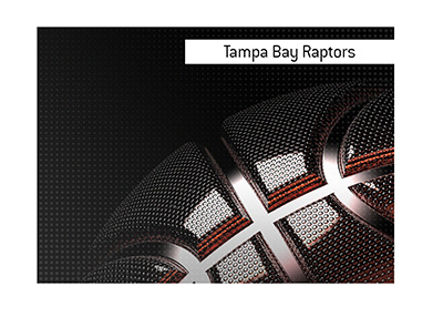 The Toronto Raptors have a new temporary home in Tampa Bay.