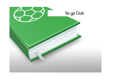 The meaning of the term Yo-yo Club, when it comes to soccer, is explained by the King of Sports.