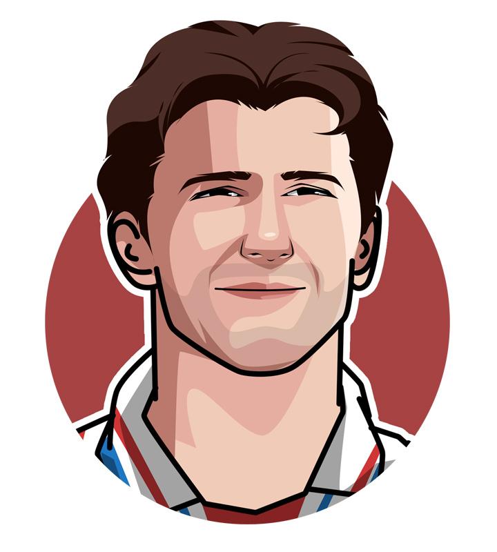 Croatian national team legend - Vatreni - Davor Suker