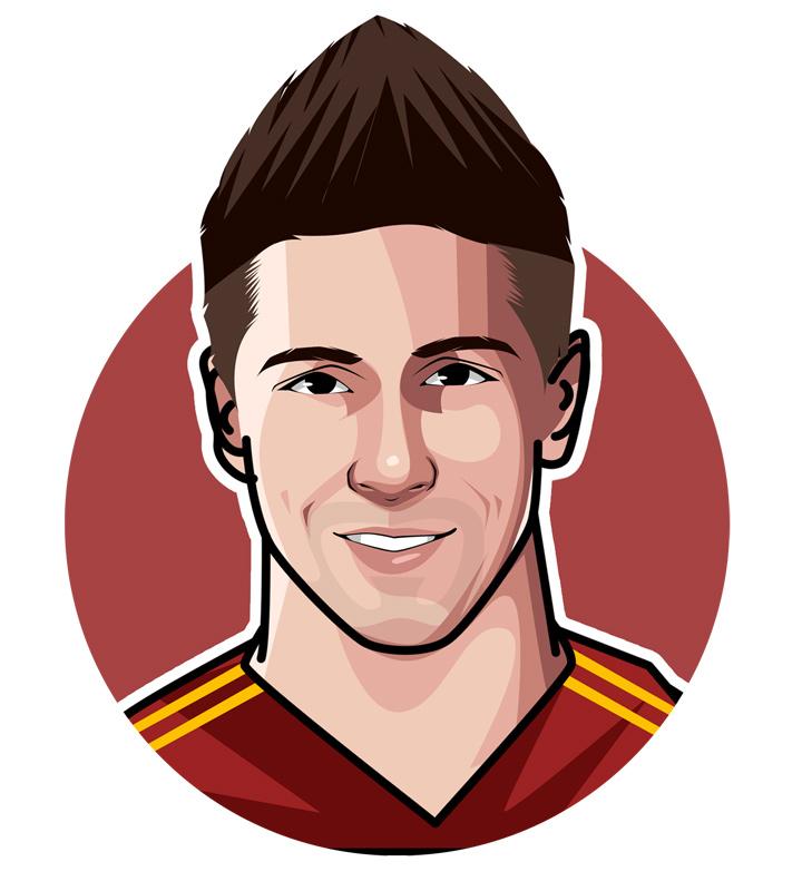 Fernando Torres - Spain international.