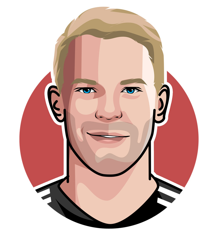 Manuel Neuer profile drawing / illustration.  Bayern Munich.  Manu.  Germany.  Digital art piece.