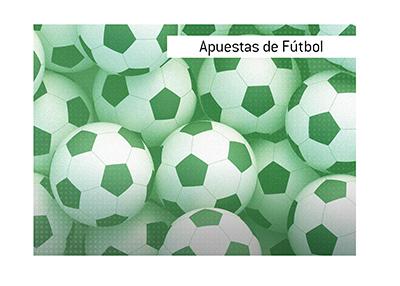 Apostar en el futbol puede aumentar la emoción de ver los partidos. Pero tenga cuidado y detengase cuando la diversion se detenga.
