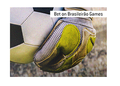Join the sportsbook recommended by the King and get in on the Brasileiro football action.
