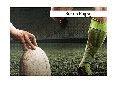 Place your bets on the Rugby world cup.  Where is the best place to do it?