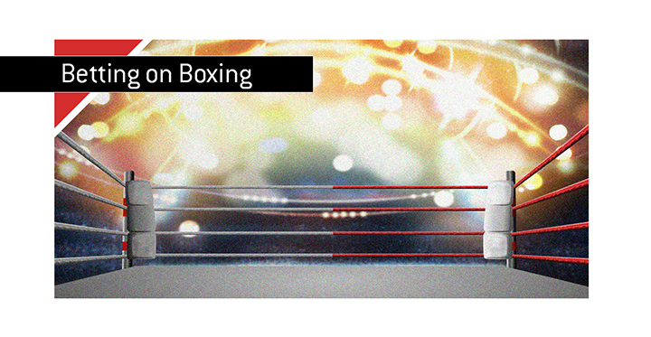 Betting on boxing explained.  How and where to do it.
