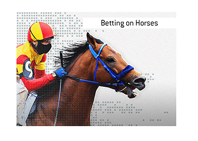 The King goes over the basics of the activity of betting on horse racing.  How to do it and where the best place to do it online is.  Enjoy, and play safe!
