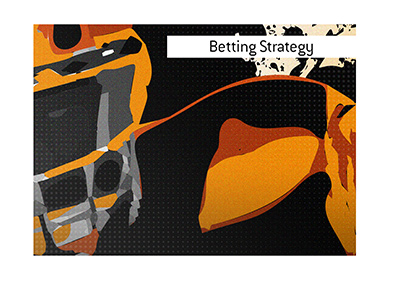 One should have a strategy coming into the American football betting arena.  Illustration.