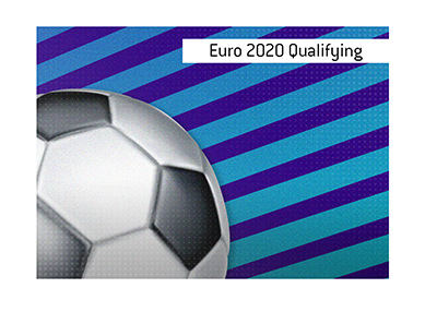Who, between Slovakia and Ireland is the favourite to take a step forward towards qualifying for the Euro 2020 Cup?