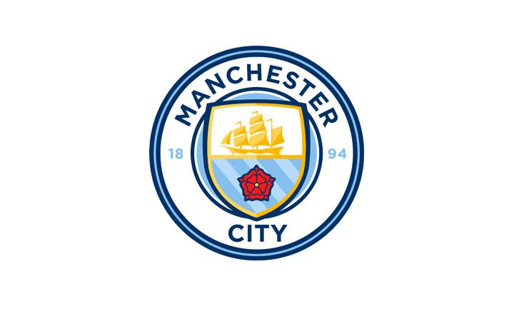Manchester City Football Club - Logo / Crest / Badge - Season 2016-17