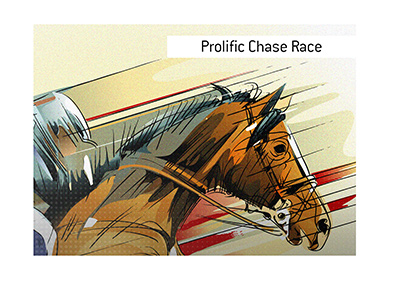 One of the more prolific chase races takes place at Kempton Park every December in the United Kingdom.  If you consider placing wagers on this event, exercise financial prudence.