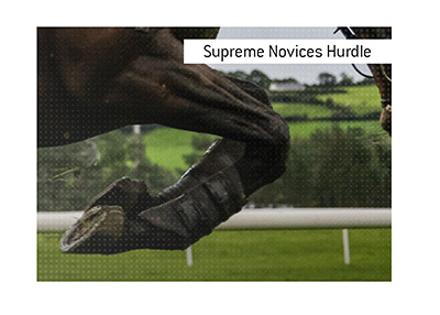 Betting on the Supreme Novices Hurdle.  Where is the best place and why?  The King explains.