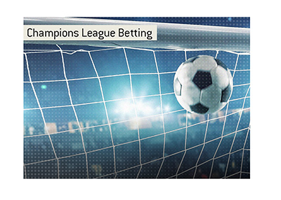 The quarterfinals of the UEFA Champions League are upon us.  Bet on the upcoming games!