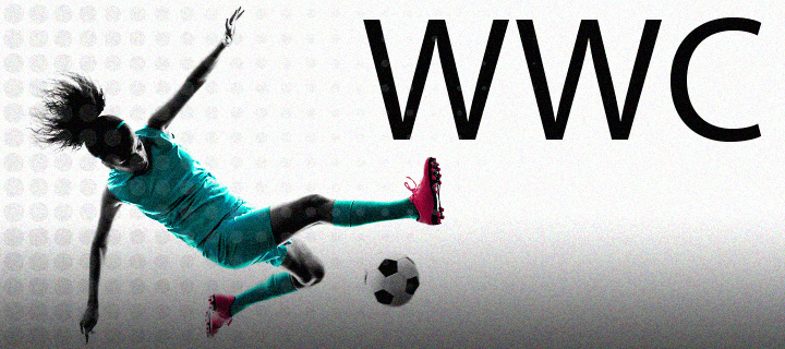 The FIFA Womens World Cup is on this summer.  Bet on it!